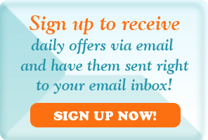 Sign Up for Email Offers